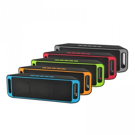MINI SPEAKER BLUETOOTH AVEC RADIO SC208