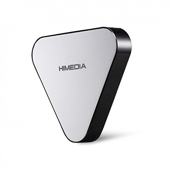 BOX TV ANDROID HIMEDIA H1 4K