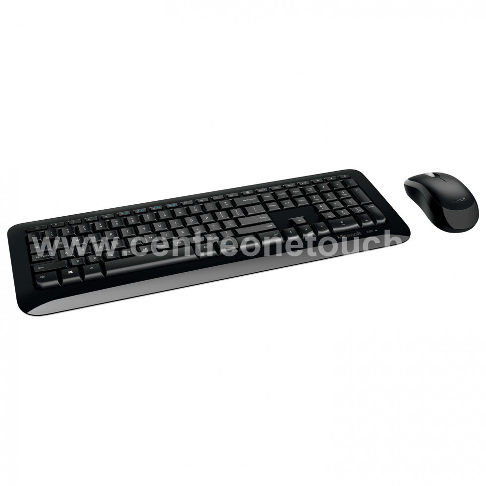 clavier et souris optique sans fil desktop 850 de microsoft. Black Bedroom Furniture Sets. Home Design Ideas