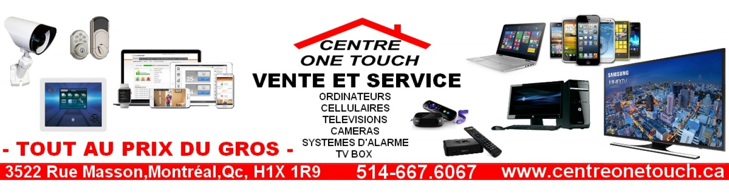 Centre One Touch