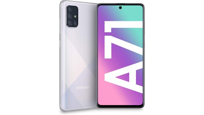 CELLULAIRE SAMSUNG GALAXY  A71