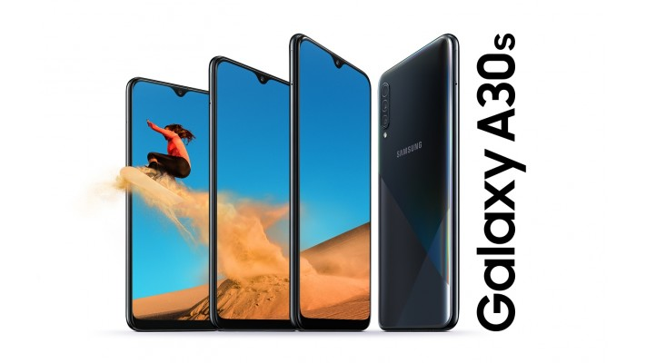CELLULAIRE SAMSUNG GALAXY A30S