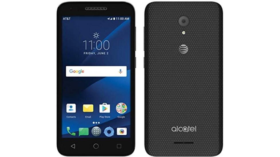 CELLULAIRE  ALCATEL IDEAL XTRA 16G