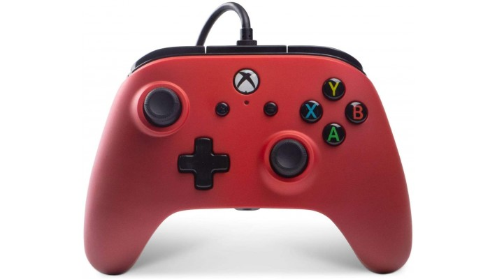 Manette Power A filaire pour Xbox One Rouge